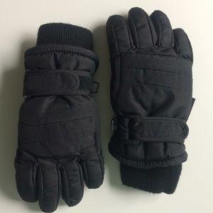 🐸Boys 3M Thinsulate Waterproof Fleece Ski Gloves
